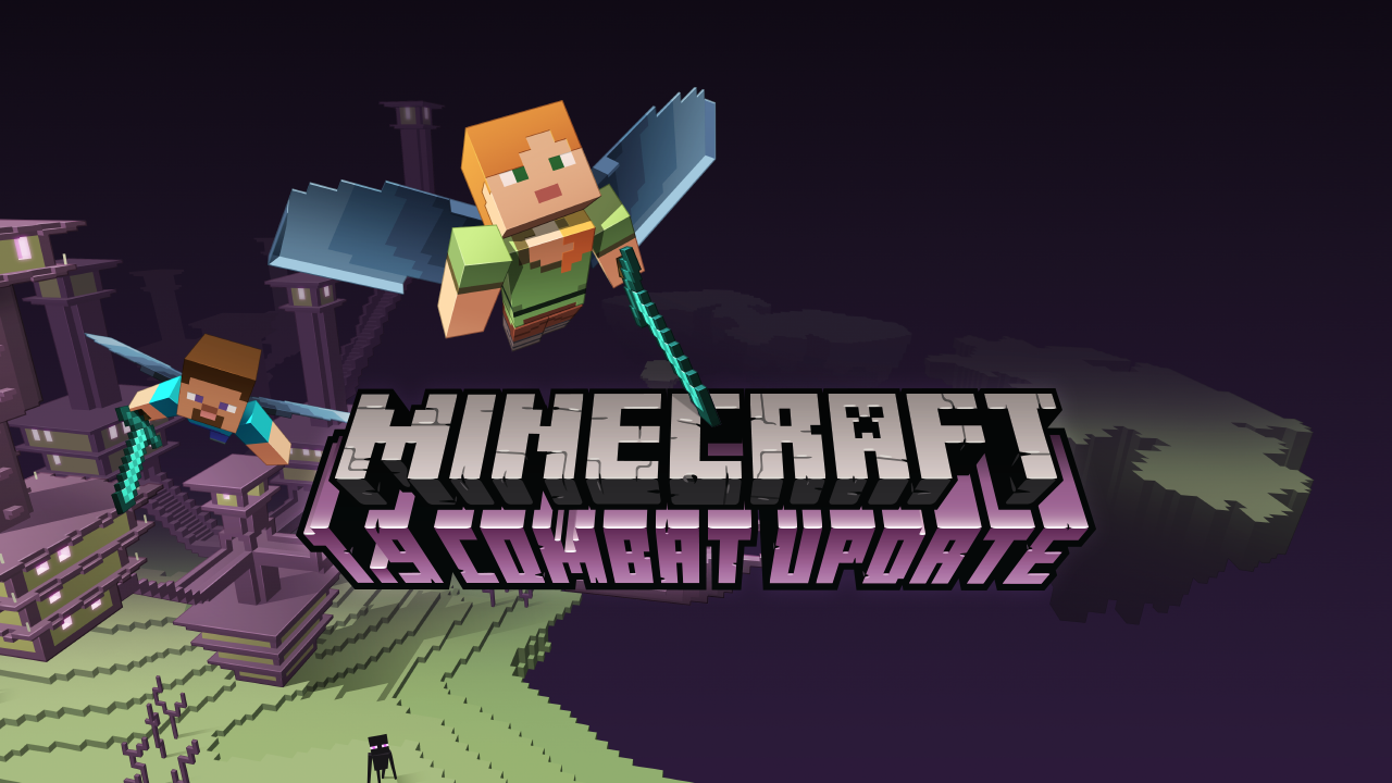 File:Combat Update.png - Official Minecraft Wiki
