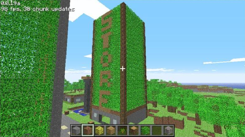 Java Edition Classic 0.0.19a – Official Minecraft Wiki