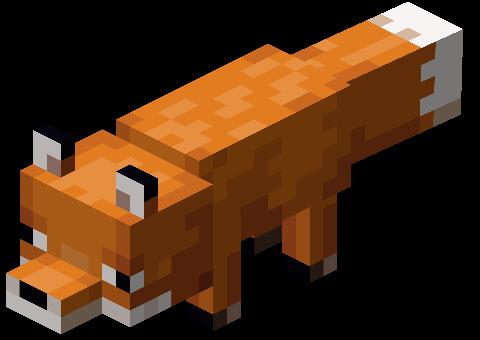 Fox – Official Minecraft Wiki