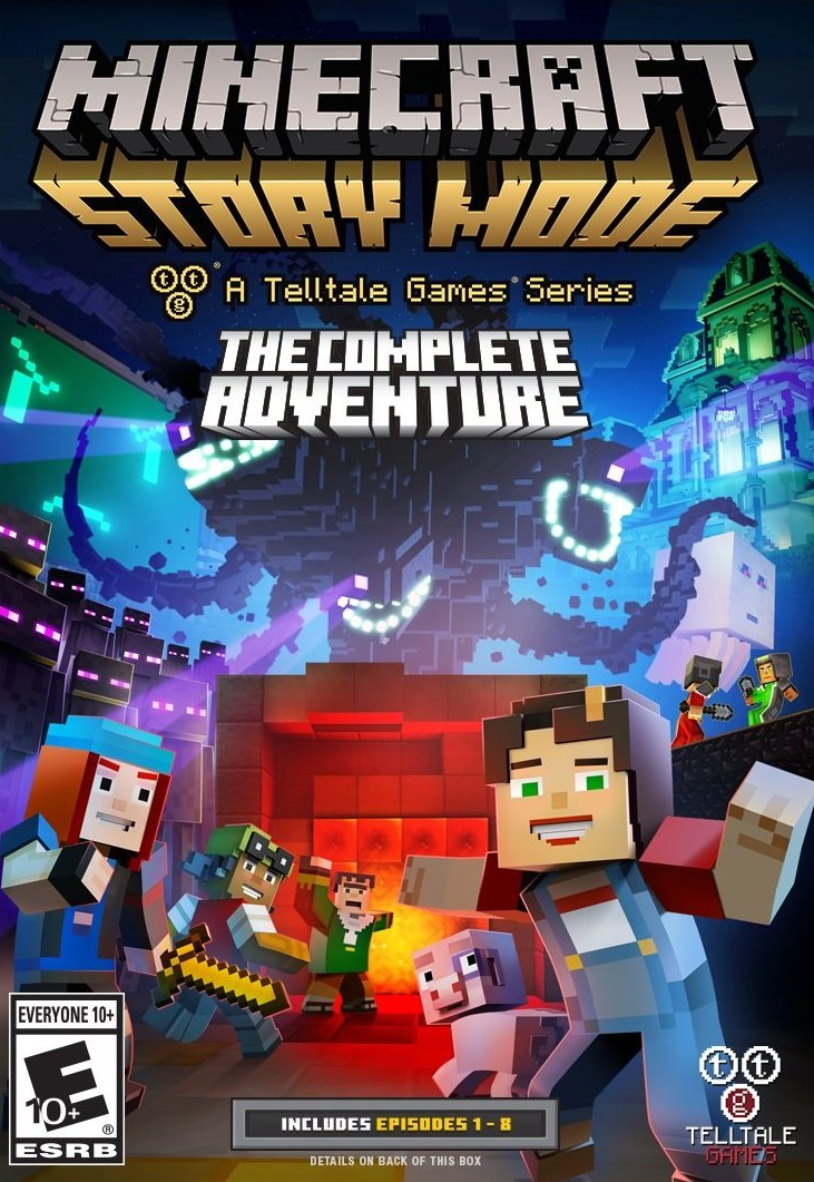 Minecraft Story Mode Official Minecraft Wiki