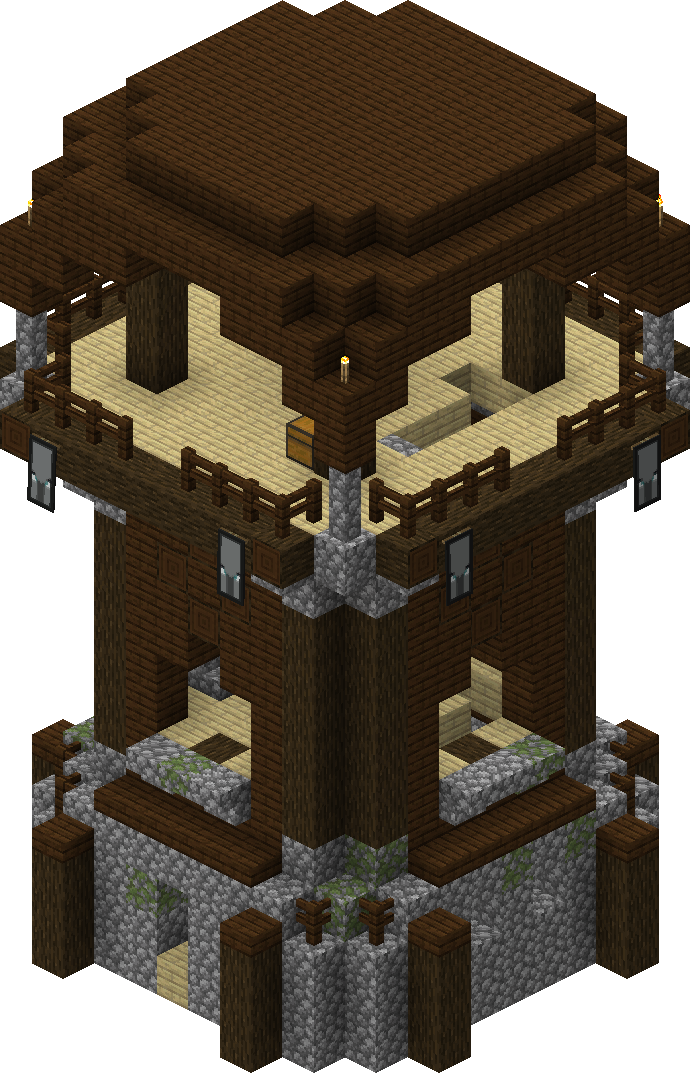 Pillager Outpost Official Minecraft Wiki