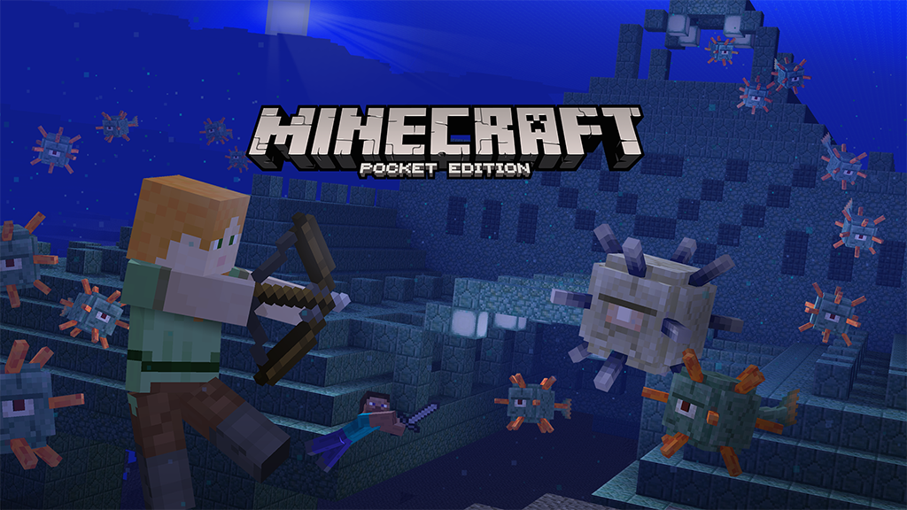 minecraft pe free download for iphone