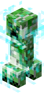Charged Creeper Animation
