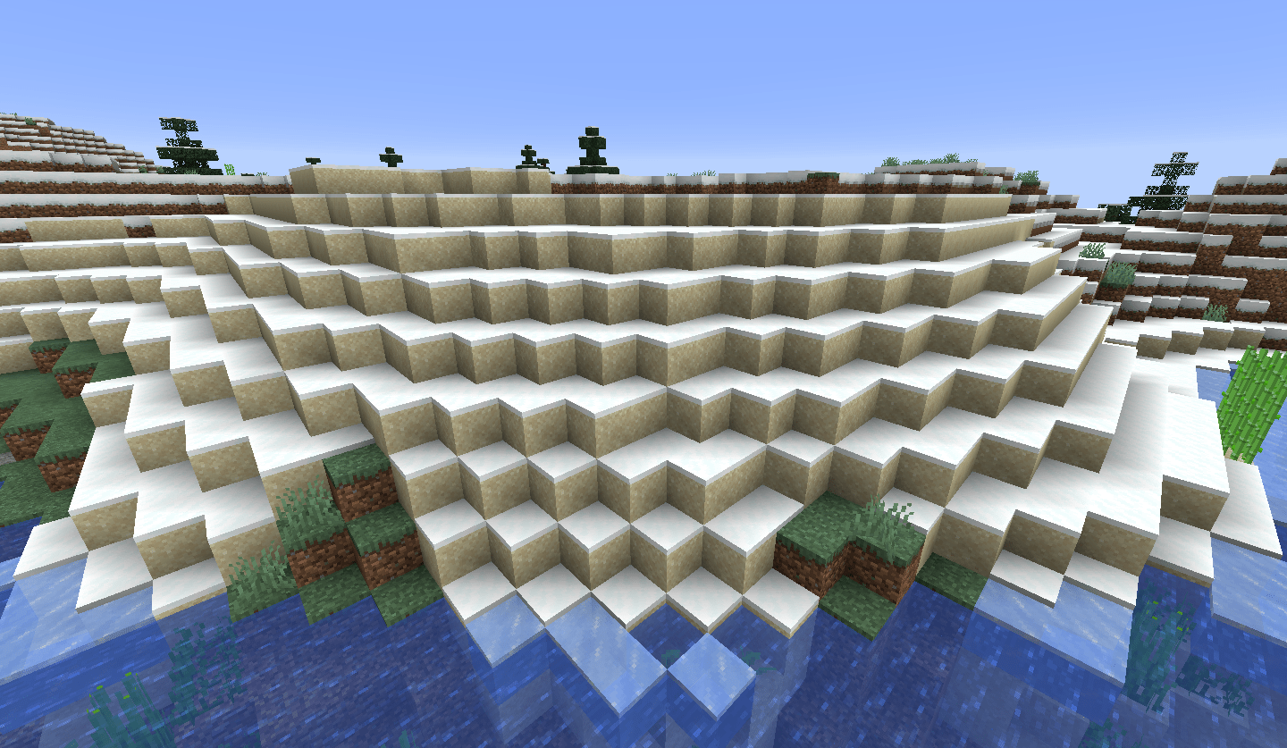 File:Snowy Beach png – Official Minecraft Wiki