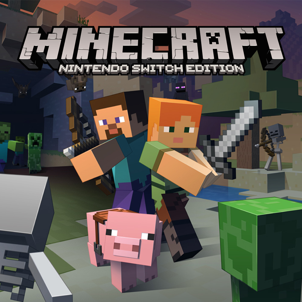 Nintendo Switch Edition – Official Minecraft Wiki