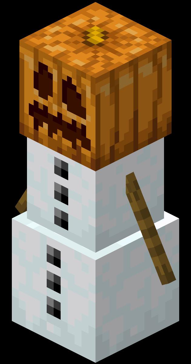 Snow Golem Official Minecraft Wiki