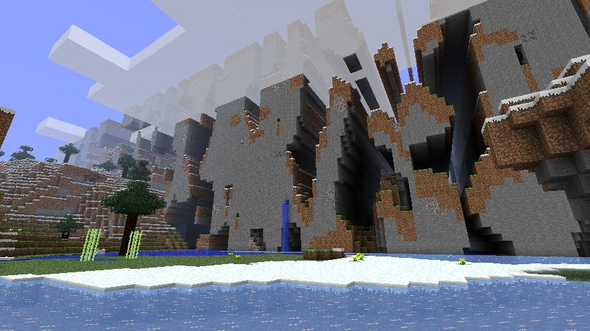 Cancello Di Legno Minecraft : Terre lontane minecraft wiki ufficiale