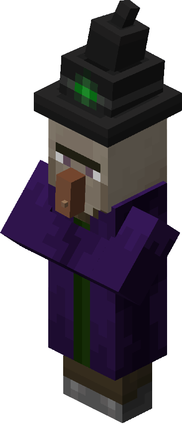 Witch – Official Minecraft Wiki