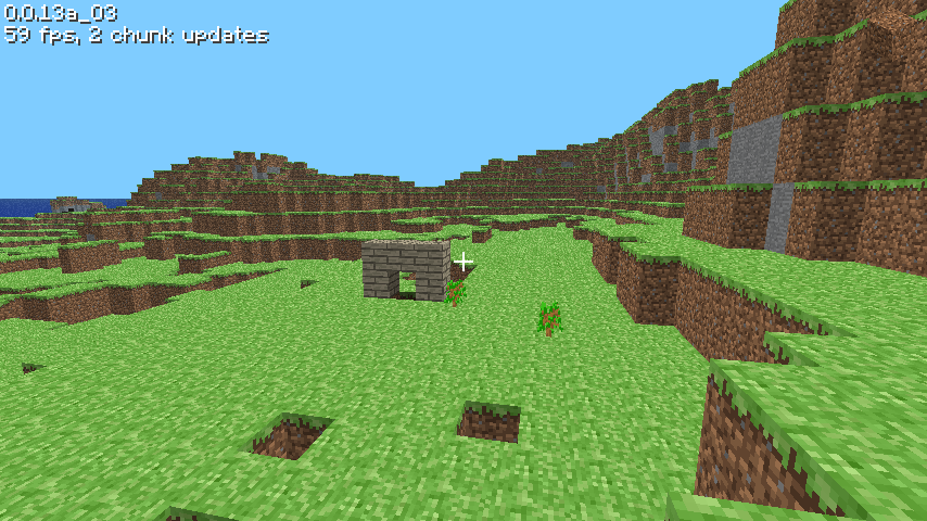 Early Classic Creative – Official Minecraft Wiki