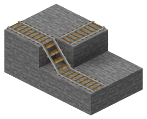 Rail – Official Minecraft Wiki