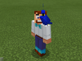 Blue Parrot on Party Steve.png