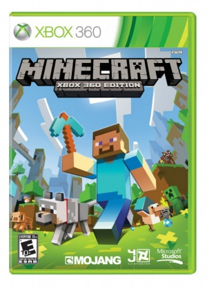 Xbox 360 Edition – Official Minecraft Wiki