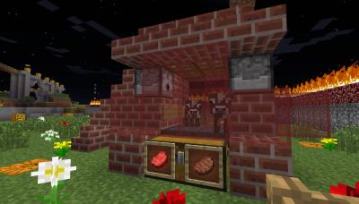 Image of: Pig Steakatron 2000 Mk Iipng Minecraft Wiki Gamepedia Tutorialsanimal Farming Official Minecraft Wiki