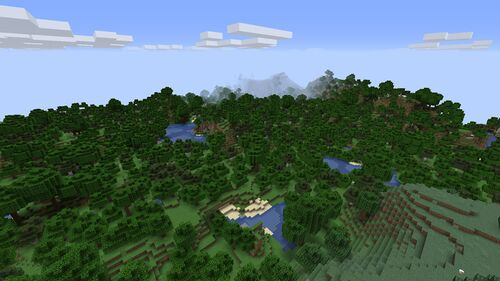 minecraft fall map