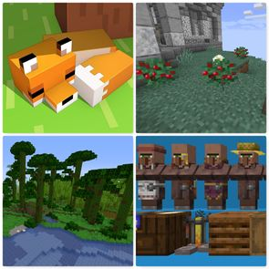 Java Edition 1 14 – Official Minecraft Wiki
