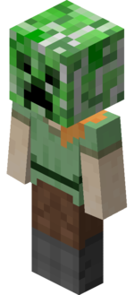 Alex wearing Creeper Head.png