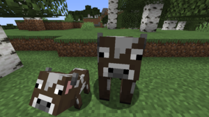 How To Get A Pet Cow In Minecraft - All About Cow Photos