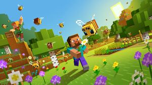Buzzy Bees Official Minecraft Wiki