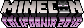 MINECON 2016 logo