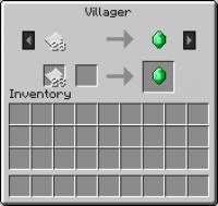Tradingbefore Village Pillage Official Minecraft Wiki