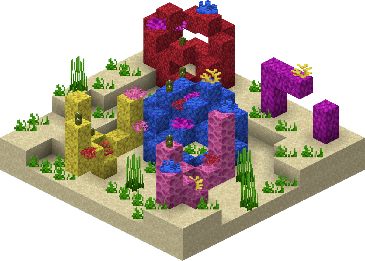 Coral Reef Official Minecraft Wiki