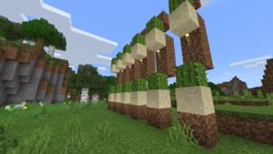 minecraft automatic cactus farm 1.13