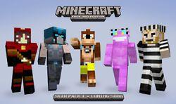 Skin – Official Minecraft Wiki