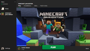 minecraft version changer mac os