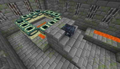 minecraft underwater ruins seed ps4