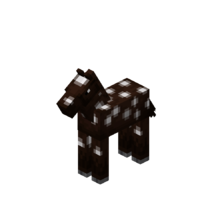 Baby Darkbrown Horse with White Spots.png