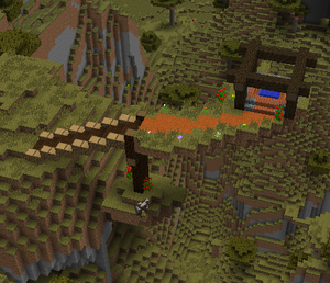 minecraft customized world generator