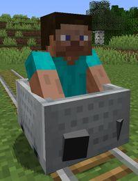 Minecart – Official Minecraft Wiki