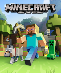 Xbox One Edition – Official Minecraft Wiki