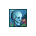 Skull And Roses Painting JE1 BE1.png