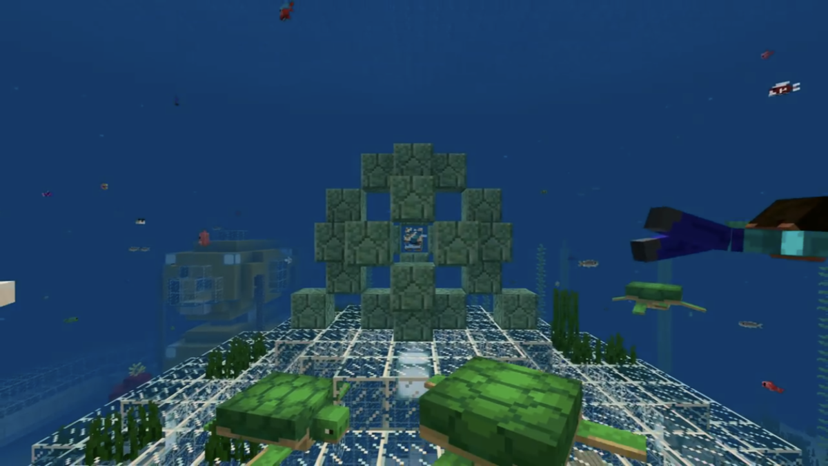 minecraft aquatic apk mod