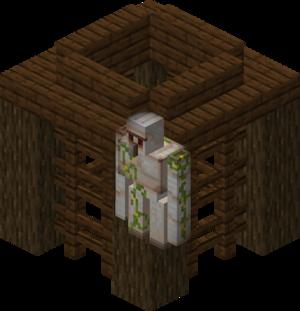 Iron Golem – Official Minecraft Wiki