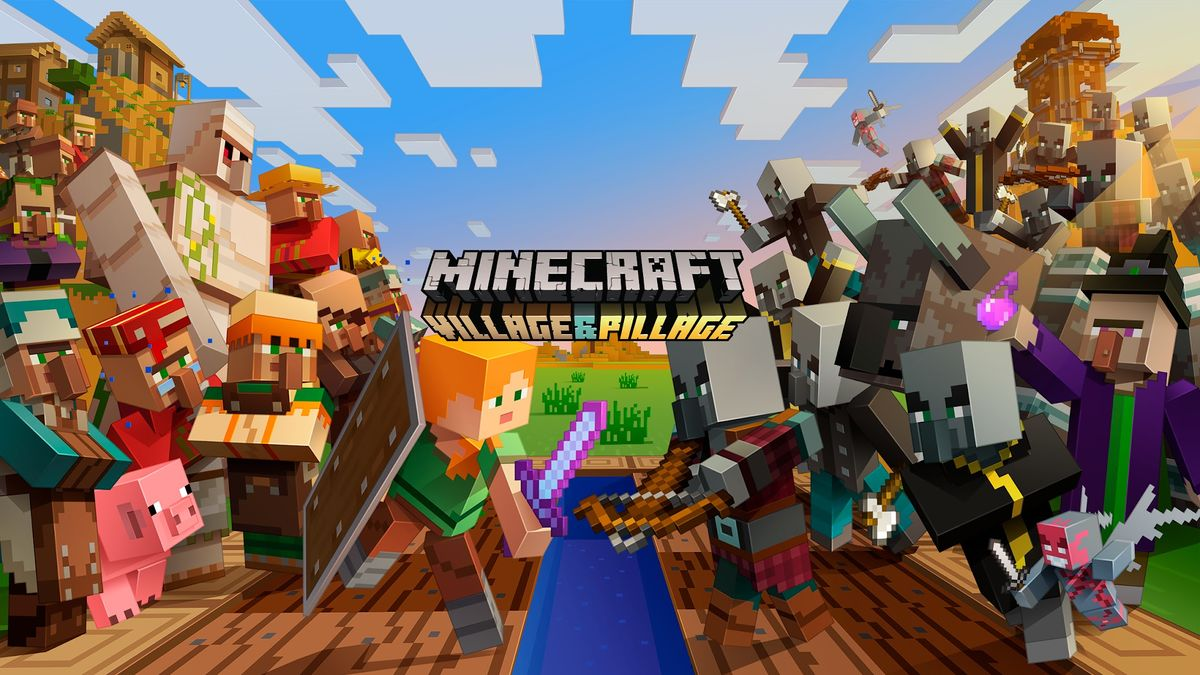 Village & Pillage – Official Minecraft Wiki