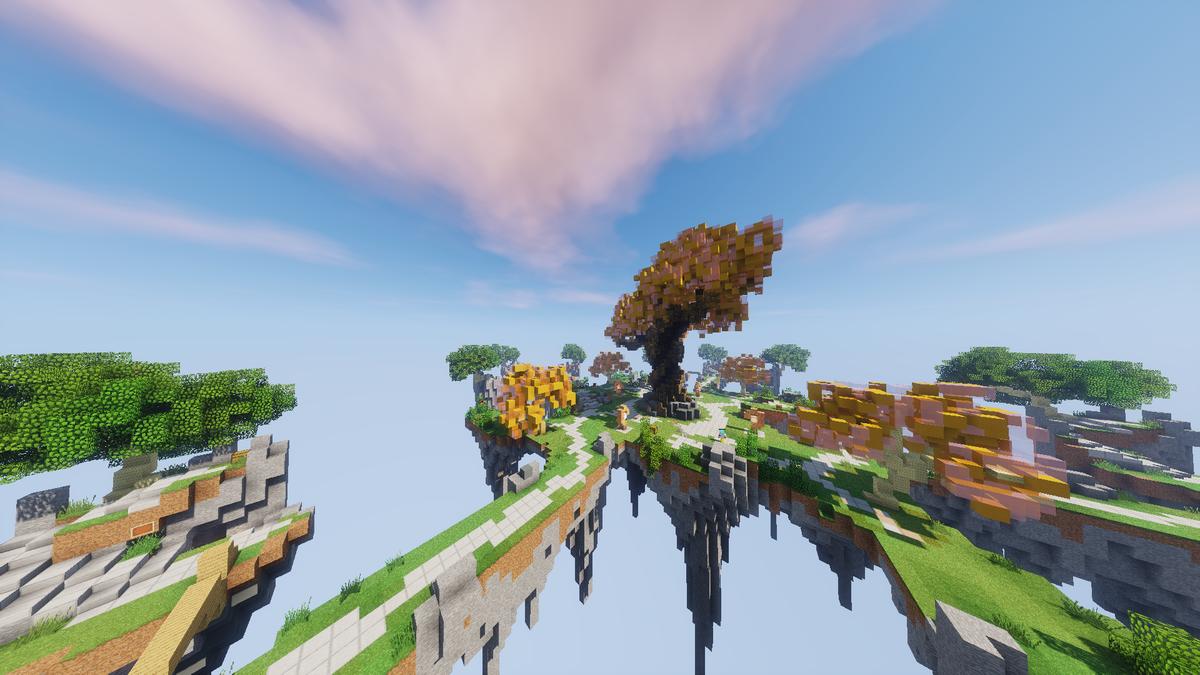 Tutorials Skywars Survival Official Minecraft Wiki