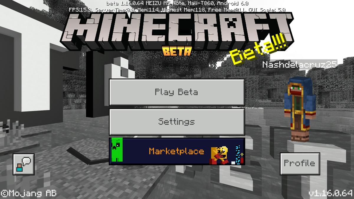 Bedrock Edition beta 1.16.0.64 – Official Minecraft Wiki