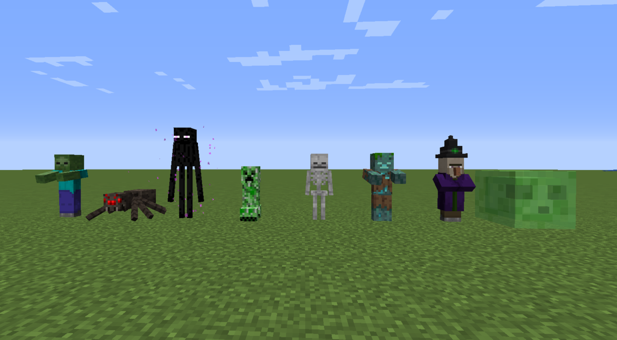 Mob Official Minecraft Wiki