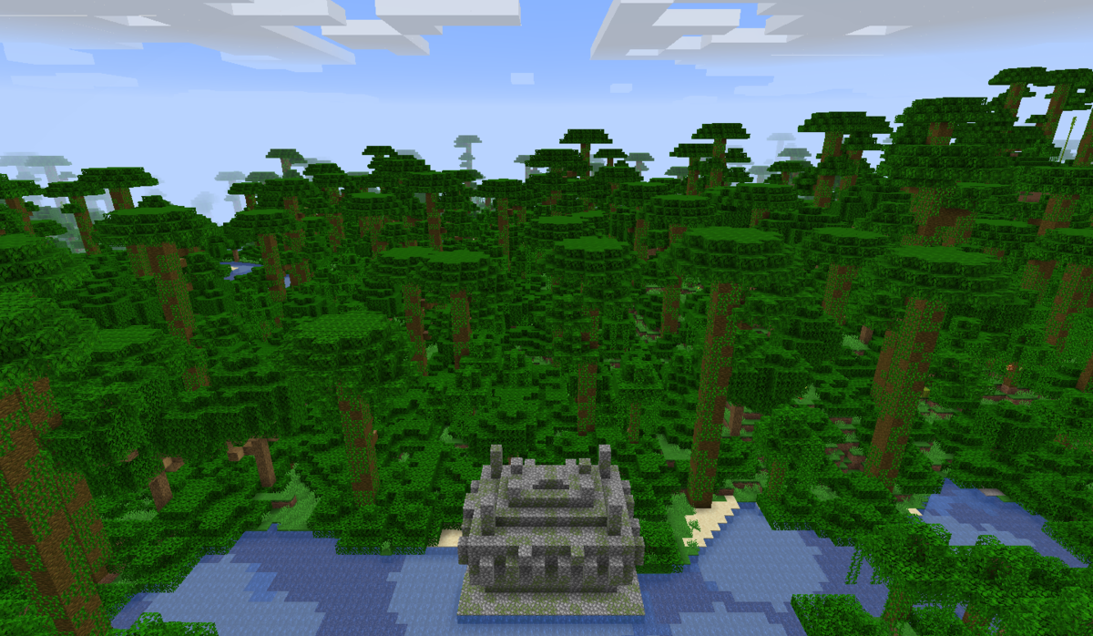 Jungle Official Minecraft Wiki