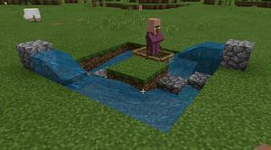 Tutorials/Endless circling pool – Official Minecraft Wiki