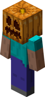 Steve wearing Carved Pumpkin.png