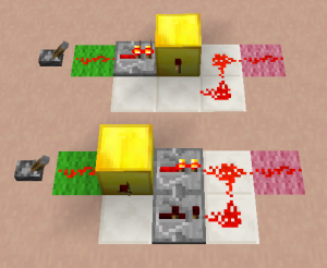Pulse circuit – Official Minecraft Wiki