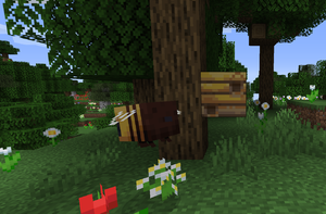 Bee Official Minecraft Wiki