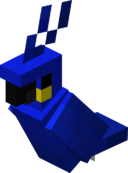 Sitting Blue Parrot.png