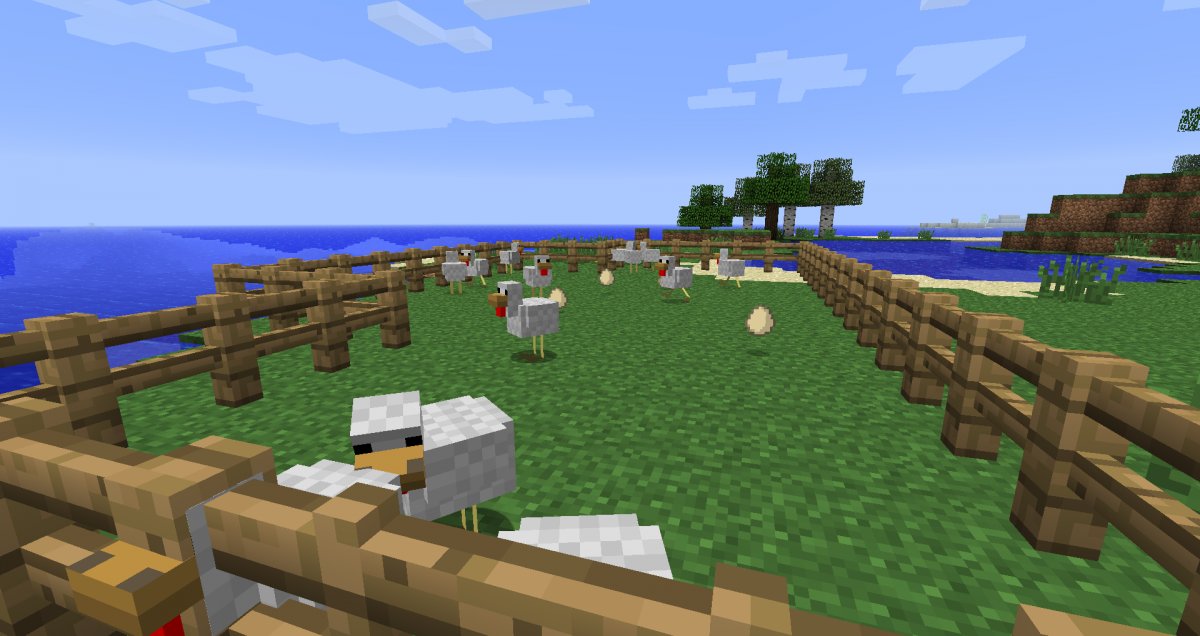 Tutorialsegg Farming Official Minecraft Wiki