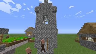 Minecraft Wiki:Projects/Structure Blueprints/Village/Church