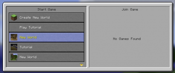 Splitscreen – Official Minecraft Wiki
