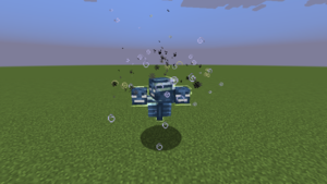 Blue shield wither.